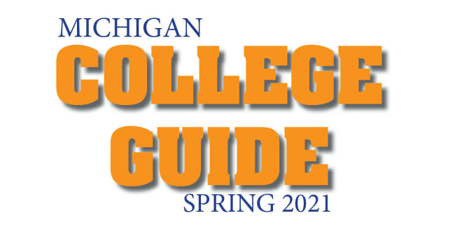 Michigan College Guide - Spring 2021 Edition