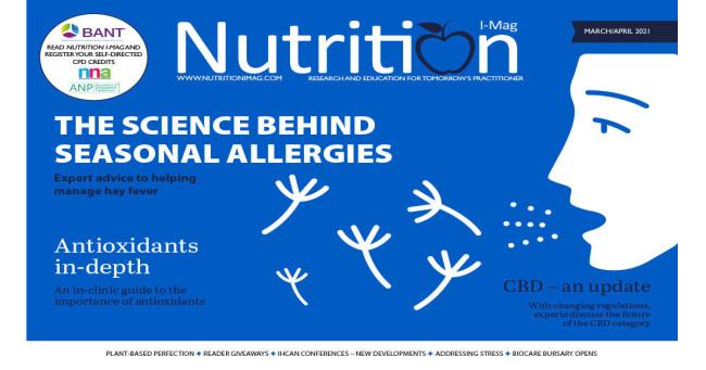 Nutrition I-Mag Mar/Apr 2021