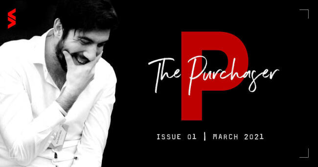 The Purchaser – Issue 01