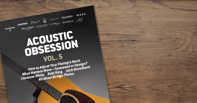 Digital Press - Acoustic Obsession Vol. 5