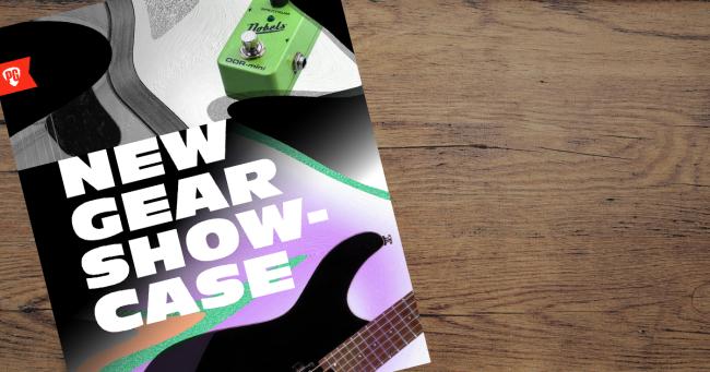 New Gear Showcase 2021