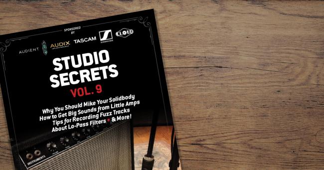 Digital Press - Studio Secrets Vol. 9