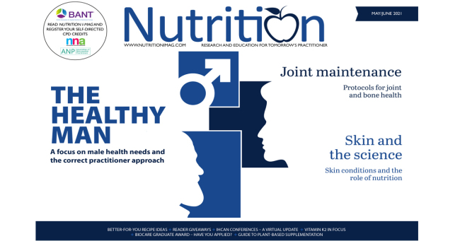 Nutrition I-Mag May/June 2021