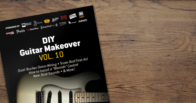 Digital Press - DIY Guitar Makeover Vol. 10