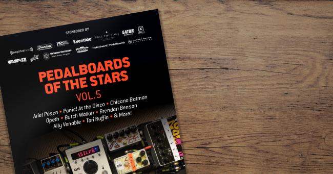 Digital Press - Pedalboards of the Stars Vol. 5
