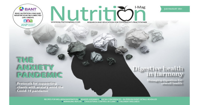 Nutrition I-Mag July/Aug 2021