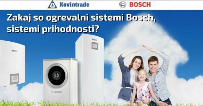 Spletni katalog - toplotne črpalke Bosch