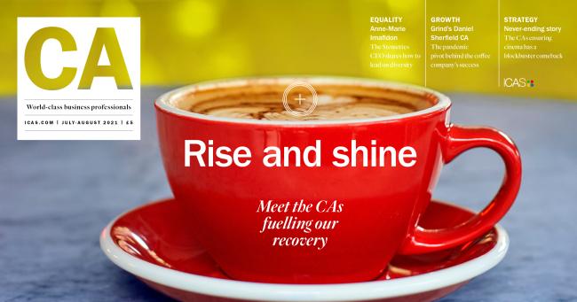 CA Magazine July/August 2021