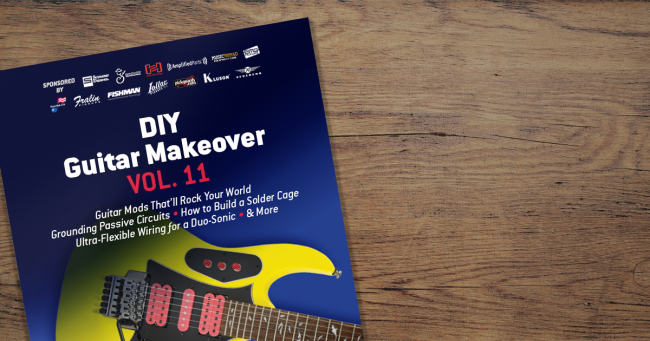 Digital Press - DIY Guitar Makeover Vol. 11