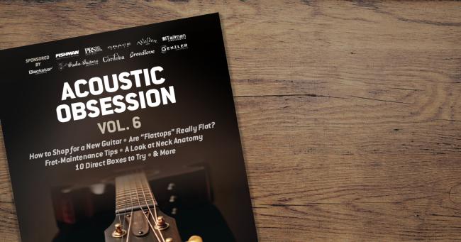 Digital Press - Acoustic Obsession Vol. 6
