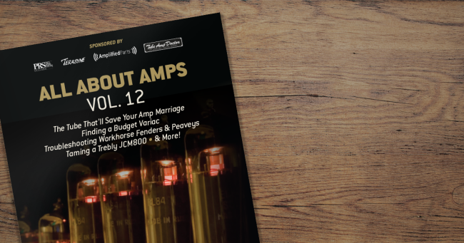 Digital Press - All About Amps Vol. 12