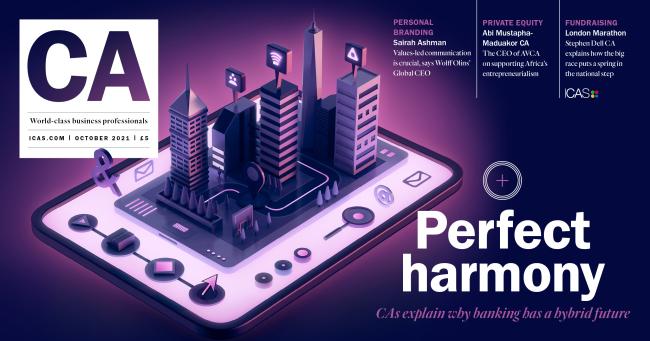 CA Magazine October 2021