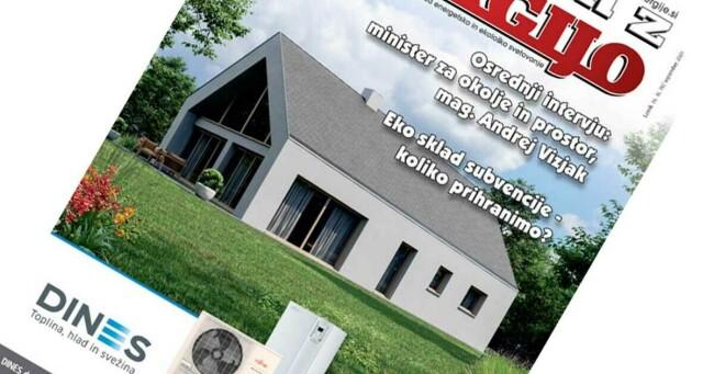 Revija Varčujem z energijo, št. 78, september 2021