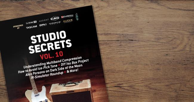 Digital Press - Studio Secrets Vol. 10