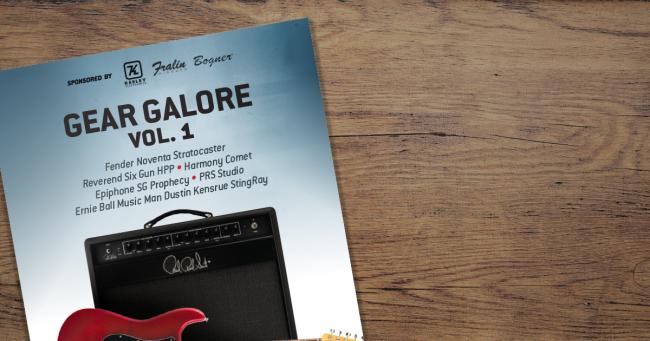 Digital Press - Gear Galore Vol. 1